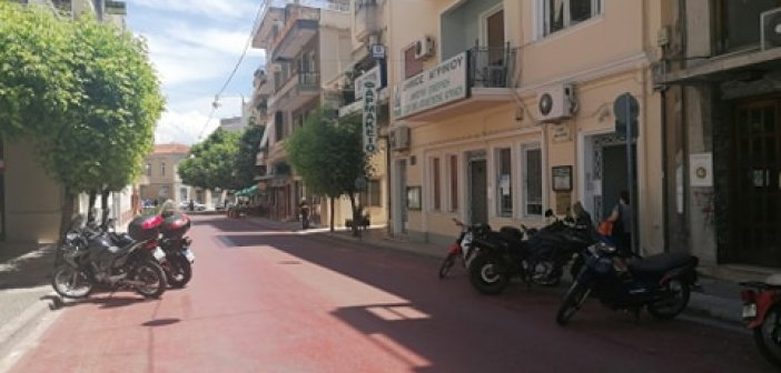 Επέκταση και αναβάθμιση πεζοδρόμων στην πόλη του Αγρινίου με 4,2 εκατ ευρώ