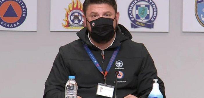 Χαρδαλιάς για την φωτιά στο Σχίνο: Κάηκαν 20.000 στρέμματα – Θα έχουμε δύσκολη βραδιά