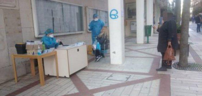 Δωρεάν test κορωνοϊού από τον ΕΟΔΥ στο Αγρίνιο