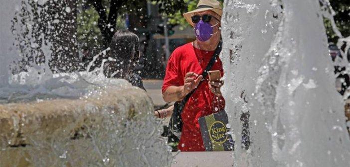 Καύσωνας έξι ημερών-Θα επηρεαστούν πολλές περιοχές της Δυτικής Ελλάδας