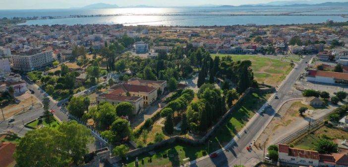 Μεσολόγγι: Εμβληματική ανάπλαση – Σε τροχιά αναβάθμισης το ιστορικό κέντρο
