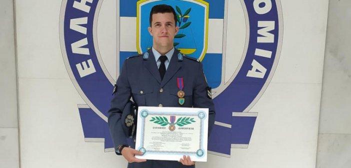 Η Ένωση Αστυνομικών Υπαλλήλων Ακαρνανίας συγχαίρει τον Ν. Κοντούρη – Σωτήρια η επέμβαση του συναδέλφου τους