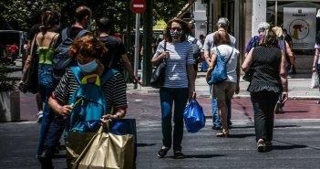 Κορωνοϊός: 3 νέα κρούσματα στην Αιτωλοακαρνανία – 591 σε όλη την χώρα