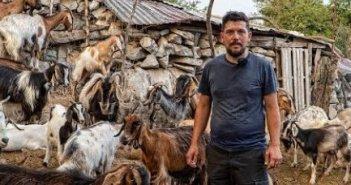 Εγκατέλειψε την Αθήνα επέστρεψε στην Ευρυτανία και έγινε κτηνοτρόφος