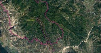 Ενστάσεις για τον Αιολικό σταθμό στο όρος Αράκυνθος εκφράζει ο Φορέας Διαχείρισης Λιμνοθάλασσας Μεσολογγίου-Ακαρνανικών Ορέων