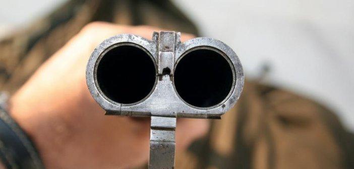 Ξηρόμερο: Κατείχε παράνομα δίκαννο κυνηγετικό όπλο