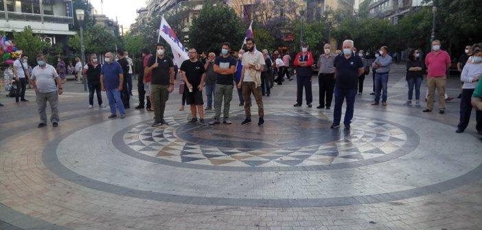 Εργατικό Κέντρο Αγρινίου: Συλλαλητήριο ενάντια στο «αντεργατικό έκτρωμα»