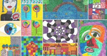 Αγρίνιο: Ψηφιακή έκθεση έργων ζωγραφικής των μαθητών του 17ου Δημοτικού Σχολείου