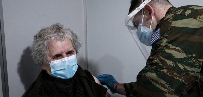 Κορωνοϊός: Μέσα στον Ιούνιο ο εμβολιασμός πολιτών κατ' οίκον