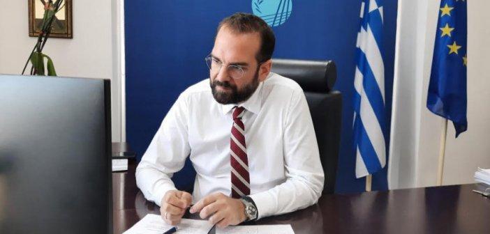 Νεκτάριος Φαρμάκης: «Επτά ενεργειακές κοινότητες και το μεγαλύτερο συνεργατικό φωτοβολταϊκό πάρκο στην Ευρώπη» (VIDEO)