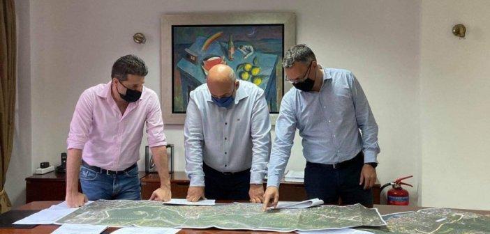 Ο Δήμος παρέλαβε την προμελέτη για το Τούνελ του Κάστρου της Ναυπάκτου
