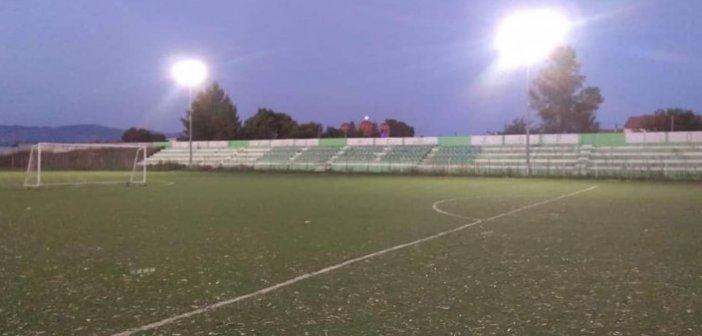 """""""Ελληνική Λύση"""": Εικόνες πλήρους απαξίωσης και εγκατάλειψης στο γήπεδο του Νεοχωρίου"""