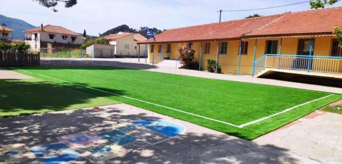 Δήμος Ναυπακτίας: Παρεμβάσεις σε σχολικές μονάδες της Πρωτοβάθμιας