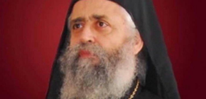 Ναύπακτος: Συγκίνηση για την εκδημία του ηγούμενου της Μονής Μεταμορφώσεως Σκάλας που νόσησε από Covid-19