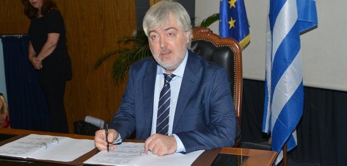 Πρόταση και ενιαία φωνή για το Πανεπιστήμιο ζητά ο Γ. Καραμητσόπουλος