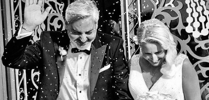 Η παρουσιάστρια από το Θέρμο Kατερίνα Παπακωστοπούλου, παντρεύτηκε τον επιχειρηματία Ν. Σερεπίσο (φωτο)