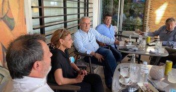 ΚΙΝΑΛ: Στο Αγρίνιο η τομεάρχης Υγείας Δυτικής Ελλάδας του Κινήματος Αλλαγής