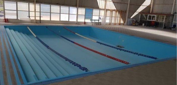 ΔΑΚ Αγρινίου: Κλειστή μέχρι το τέλος της εβδομάδας η μεγάλη κολυμβητική πισίνα