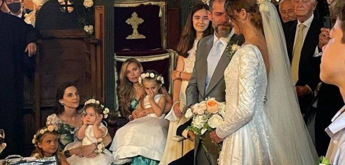 Μαρίκα Αράπογλου – Αντώνης Λαιμός: Νέες φωτογραφίες από το γάμο στο Πάπιγκο