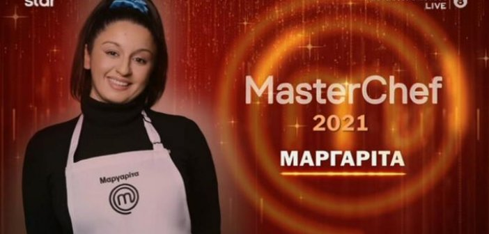 Πρώτη Ελληνίδα MasterChef η Μαργαρίτα Νικολαϊδη!