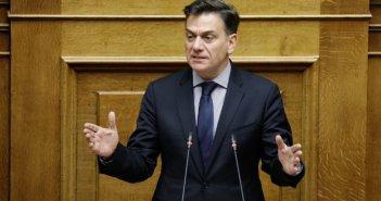 """Θ. Μωραΐτης: """"Ο Υφυπουργός Αθλητισμού φέρνει ένα νομοσχέδιο άτολμο και δέσμιο των συμφερόντων"""""""