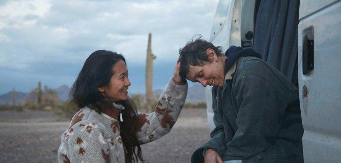 """Αγρίνιο: To Nomadland, η ταινία της χρονιάς, στο Δημοτικό Κινηματογράφο """"Ελληνίς"""""""