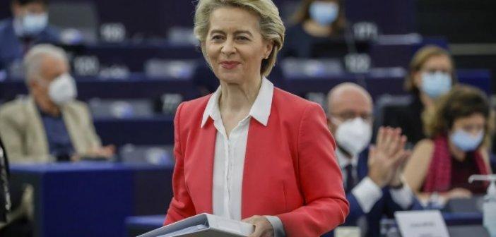 Στην Ελλάδα στις 17 Ιουνίου η Ούρσουλα φον ντερ Λάιεν