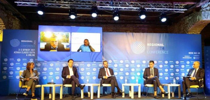 Ν. Φαρμάκης: «Η Ελλάδα γέρνει ανατολικά, στοίχημα η σύγκλιση σε εθνικό και ευρωπαϊκό επίπεδο και η ενίσχυση της Αυτοδιοίκησης»