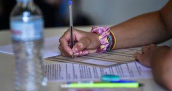 Πανελλήνιες 2021: Κοινωνιολογία, Χημεία, Πληροφορική γράφουν οι υποψήφιοι των ΓΕΛ