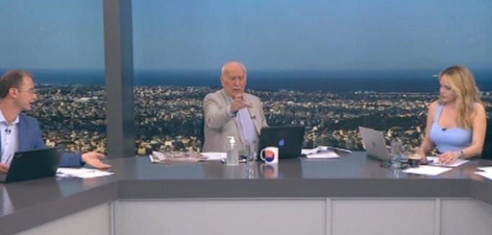 """Έξαλλος ο Γιώργος Παπαδάκης, τον αποκάλεσε """"σκουλήκι περιπτερά"""""""
