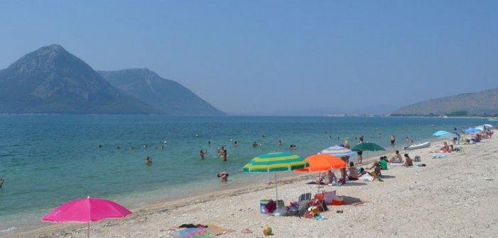 Αιτωλοακαρνανία: Οι κατάλληλες παραλίες για κολύμβηση το καλοκαίρι
