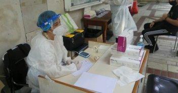 Αρνητικά όλα τα rapid tests που πραγματοποιήθηκαν σήμερα στην Αιτωλοακαρνανία