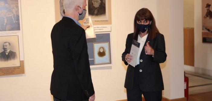 Τι έγραψε η ΠτΔ για τη Δημοτική Πινακοθήκη και την έκθεση του Κ. Χατζόπουλου