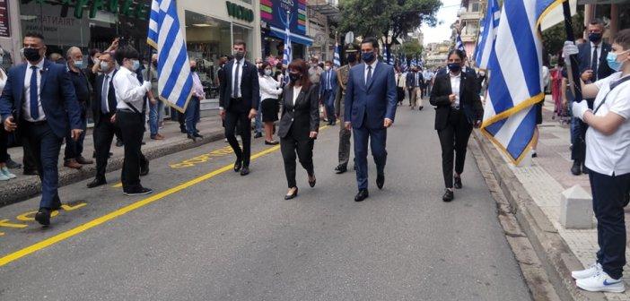 Παρουσία της Προέδρου της Δημοκρατίας οι εκδηλώσεις για την επέτειο Απελευθέρωσης του Αγρινίου (εικόνες –  video)