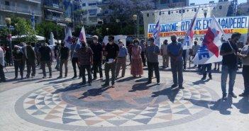 Αγρίνιο: Αγωνιστική απάντηση στο εργασιακό νομοσχέδιο – Συγκέντρωση του Εργατικού Κέντρου