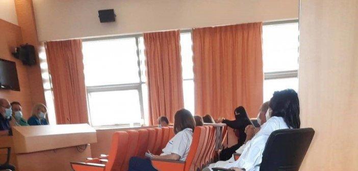 Γενική Συνέλευση πραγματοποιεί το Σωματείο Εργαζομένων του Νοσοκομείου Αγρινίου