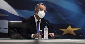 Χρήστος Σταϊκούρας: Μέχρι και 12 οι δόσεις του ΕΝΦΙΑ το 2022