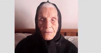 Ελληνίδα γιαγιά 107 ετών με 140 εγγόνια, δισέγγονα και τρισέγγονα!