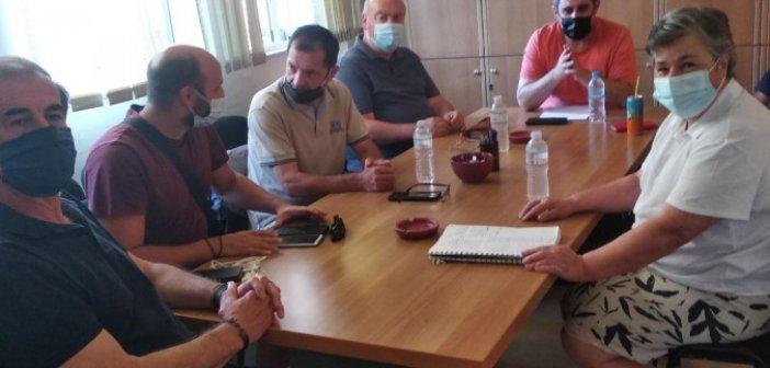 Αιτωλοακαρνανία: Με εργατικά σωματεία συναντήθηκαν εκπρόσωποι του ΣΥΡΙΖΑ – Προοδευτική Συμμαχία