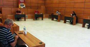 ΣΥΡΙΖΑ Αιτωλοακαρνανίας: Συνάντηση με τα Εργατικά Κέντρα Ναυπάκτου και Μεσολογγίου
