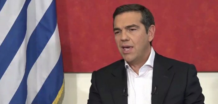 Συνέντευξη Τύπου δίνει ο Αλέξης Τσίπρας αύριο Τρίτη 10 Αυγούστου