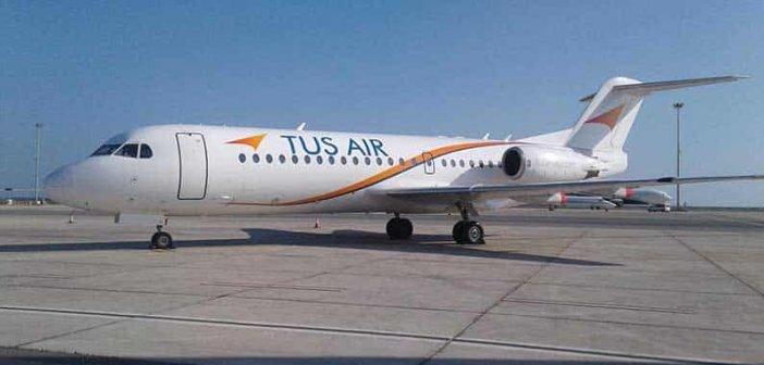 Άκτιο: Νέα σύνδεση της Tus Airways με Λάρνακα