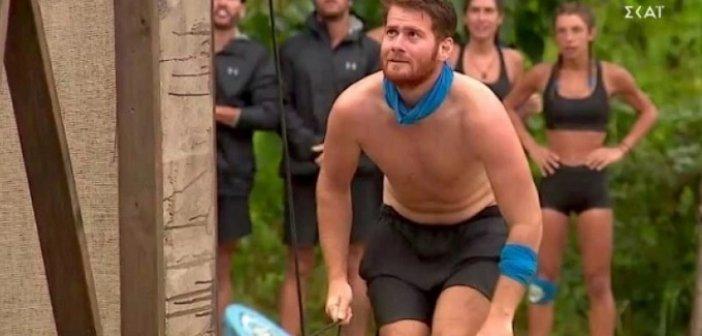 Αποκάλυψη Τζέιμς για το Survivor: «Ο Νίκος έκρυβε μισή μπανάνα στο στόμα του και την έτρωγα»
