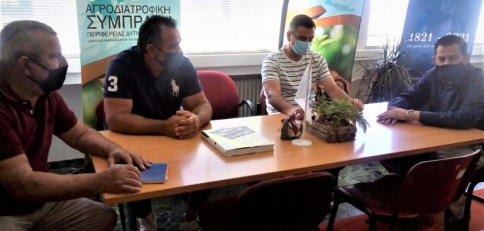 Παρέμβαση του Αντιπεριφερειάρχη Θ. Βασιλόπουλου στον ΕΛΓΑ για τις ζημιές στα εσπεριδοειδή