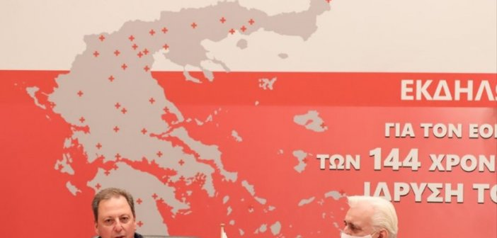 Λιβανός : Πολύτιμο το έργο του Ελληνικού Ερυθρού Σταυρο