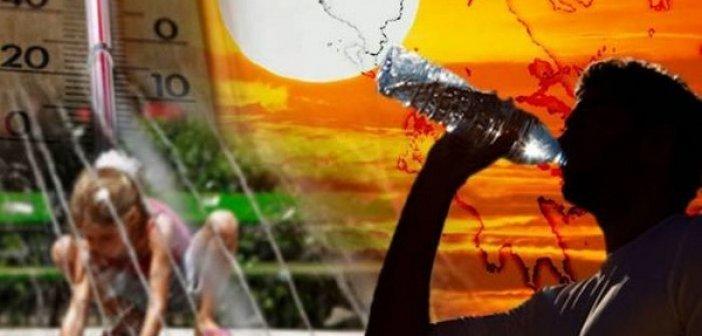 Γενικά αίθριος καιρός με σαραντάρια και αφρικανική σκόνη