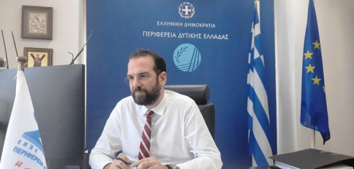 Ν. Φαρμάκης: Υπέγραψε την απόφαση για το δεύτερο πρόγραμμα ενίσχυσης επιχειρήσεων που επλήγησαν από την πανδημία, ύψους 20 εκατ. ευρώ