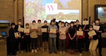 Πετυχημένες εκδηλώσεις από την Περιφέρεια Δυτικής Ελλάδας για τους τοπικούς οίνους ποιότητας στην Κορέα