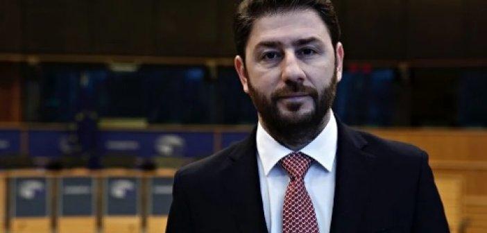 Ανδρουλάκης: Θα είμαι υποψήφιος για την ηγεσία του ΚΙΝΑΛ