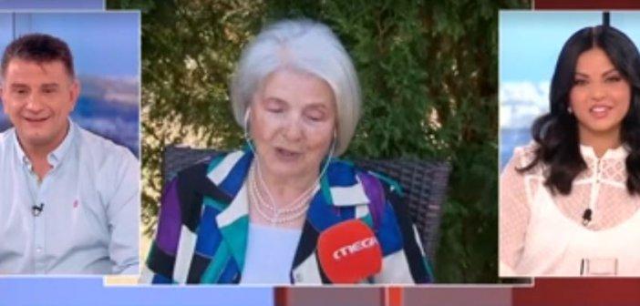 «Μάθημα ζωής» – 76χρονη πήρε απολυτήριο λυκείου με 19,8